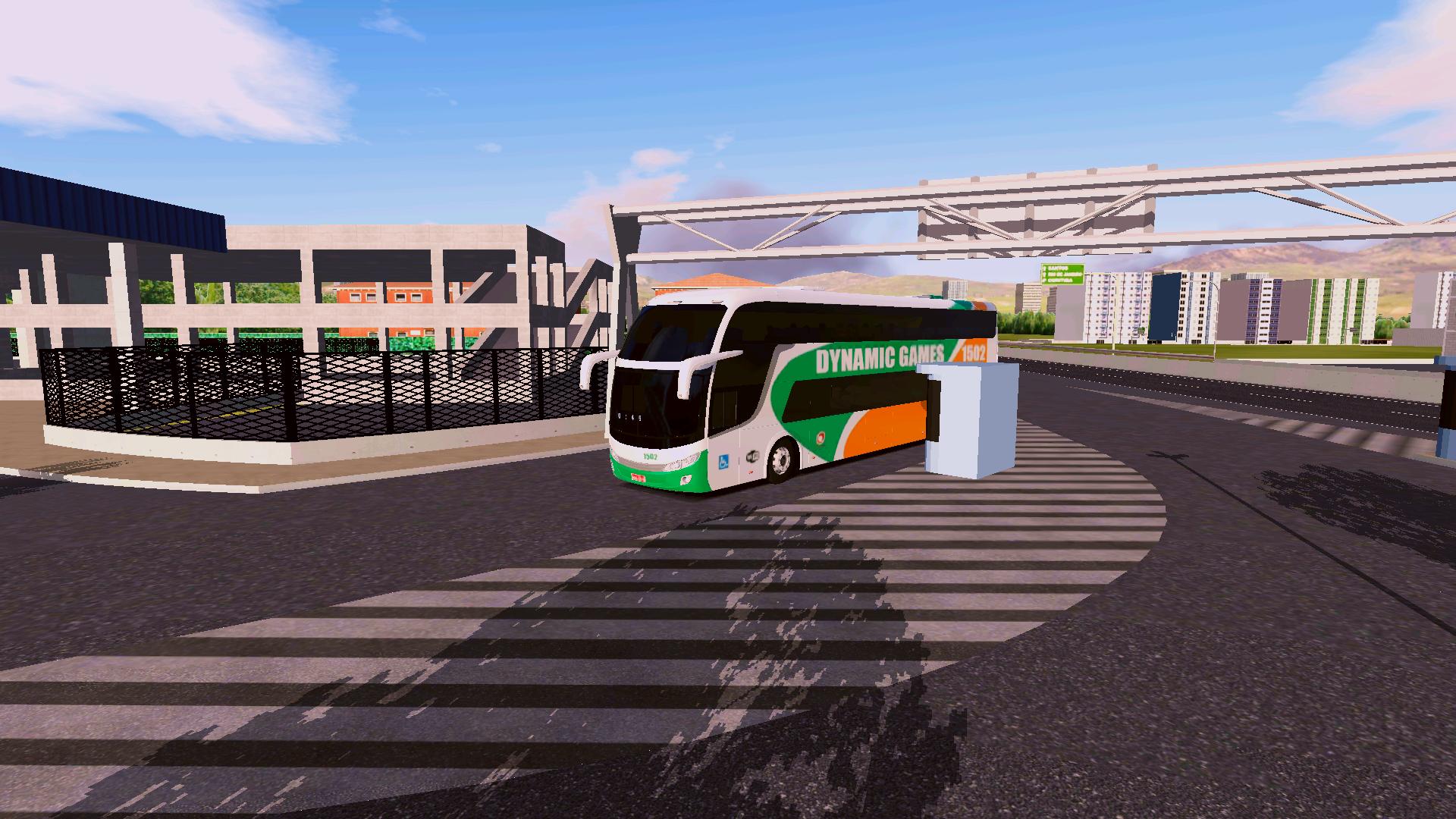 World Bus Driving Simulator recebeu nova atualização com duas novas cidades