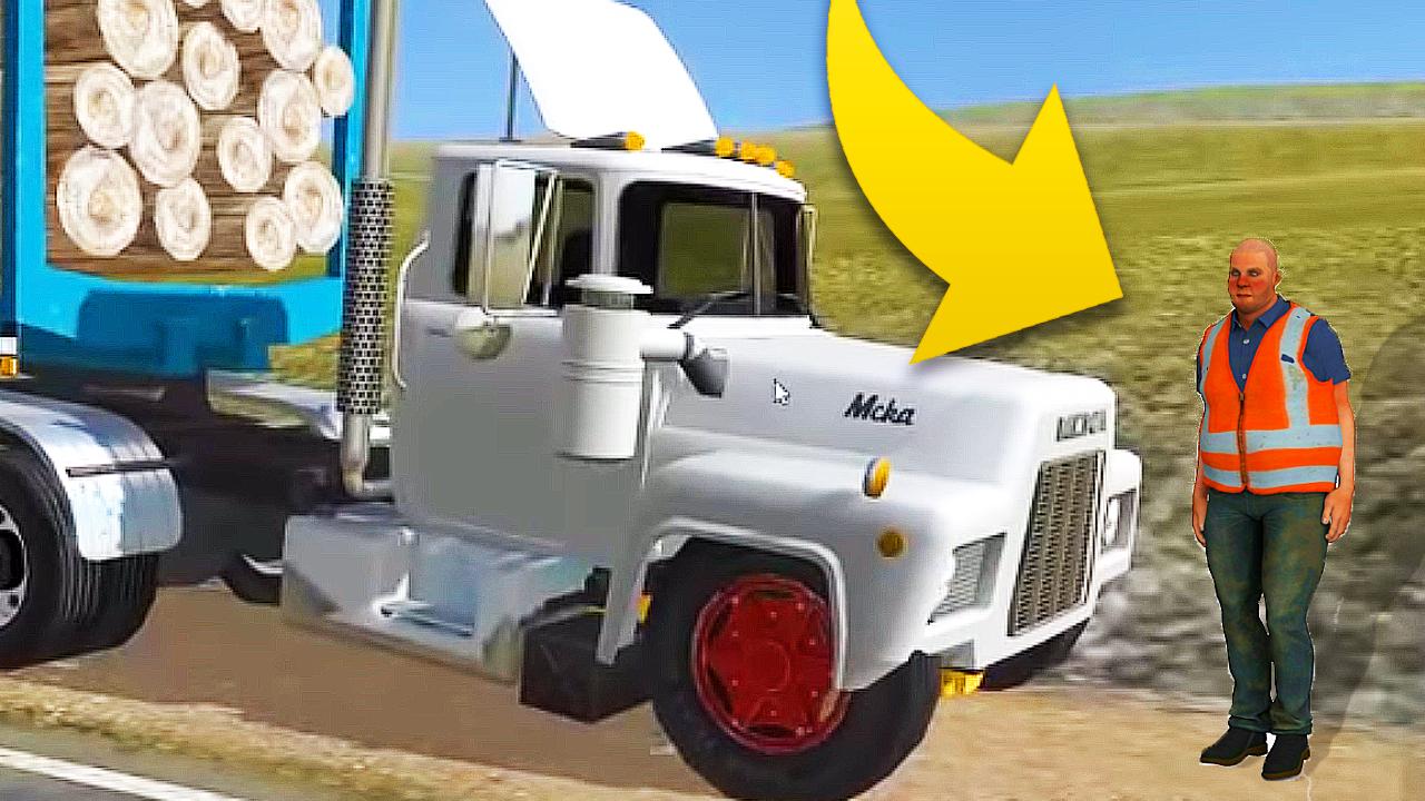 Grand Truck Simulator 2 poderá ter opção de sair do caminhão, confira!