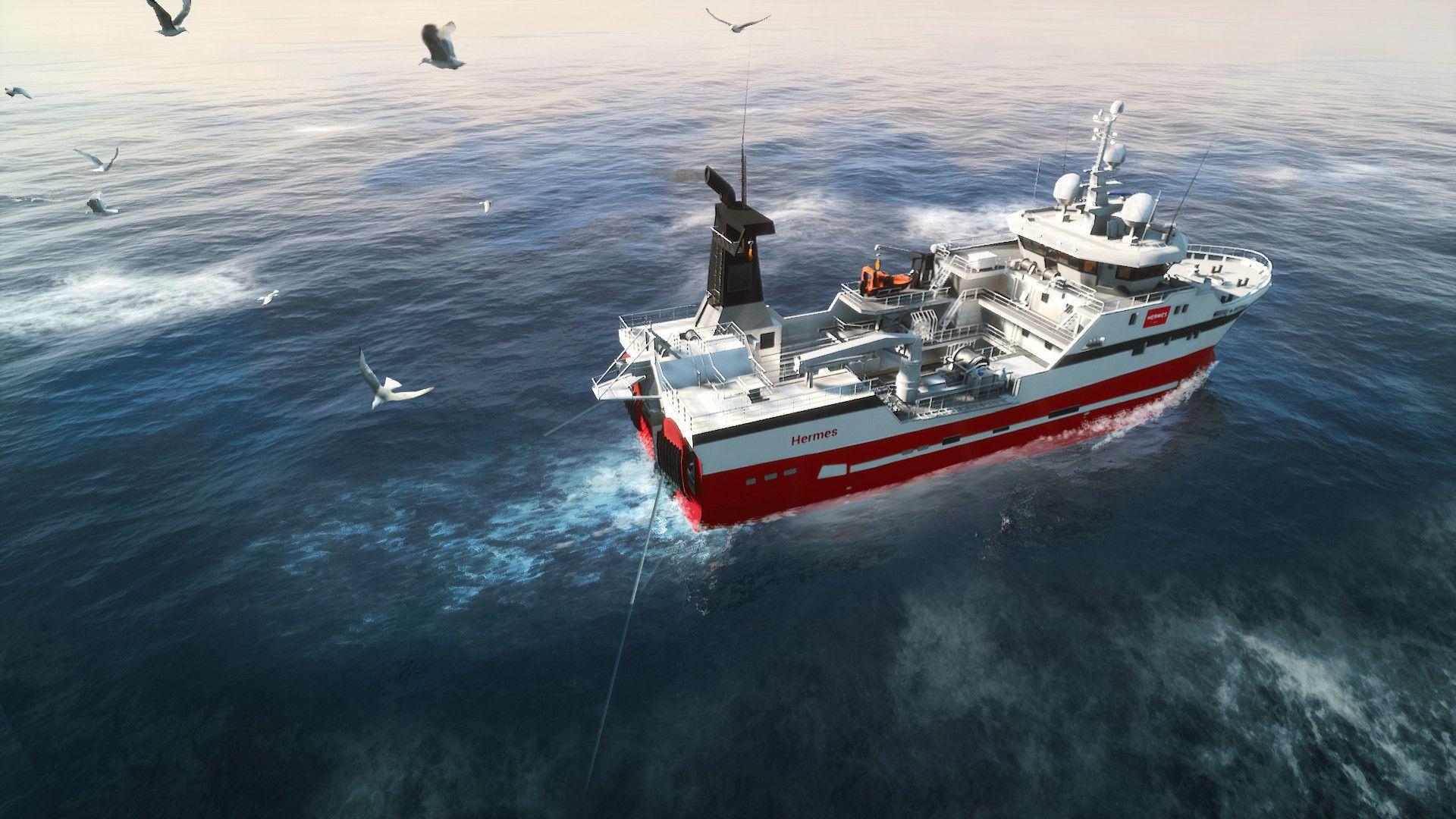 Fishing: Barents Sea está disponível para todas as plataformas