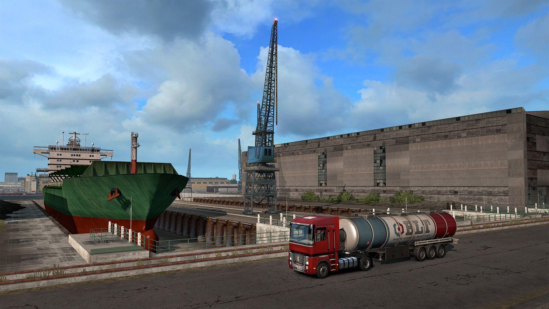 ETS2: DLC Road to the Black Sea é lançada mundialmente