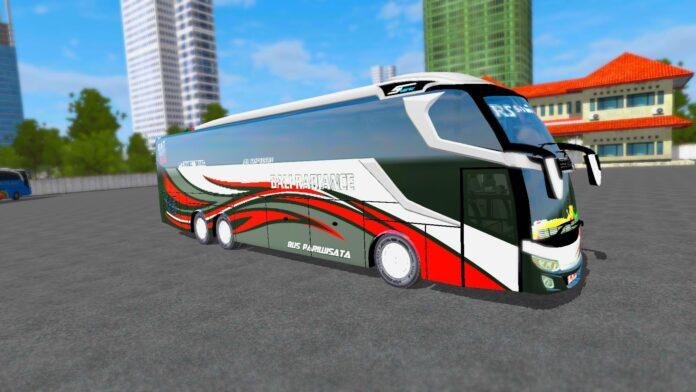 Bus Simulator Indonésia: Terbaru S-View – (Download)