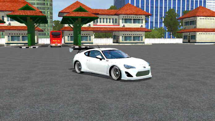 Bus Simulator Indonésia: Car Toyota – (Download)