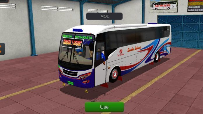Bus Simulator Indonésia: Discovery Bus – (Download)