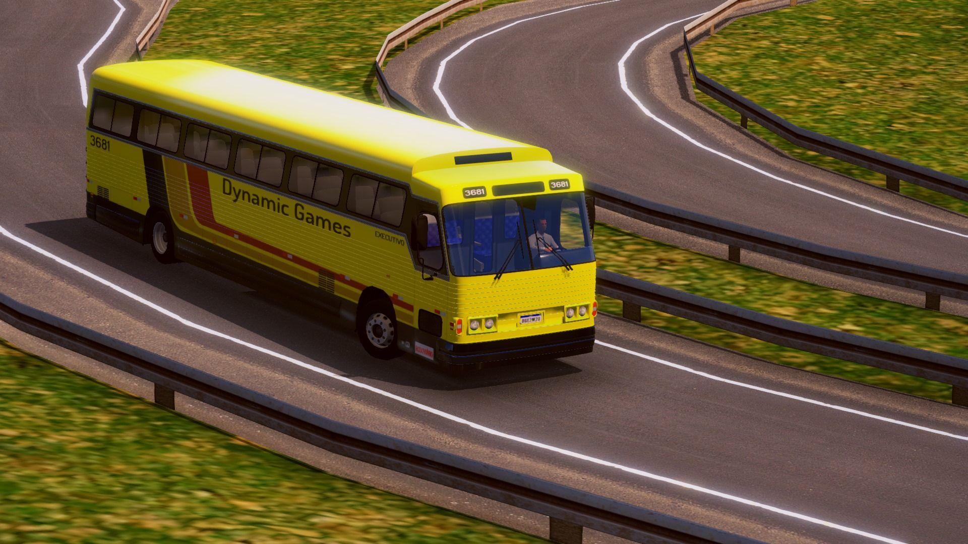 Word Bus Driving Simulator ganhará modo livre, dois novos ônibus e muito mais!