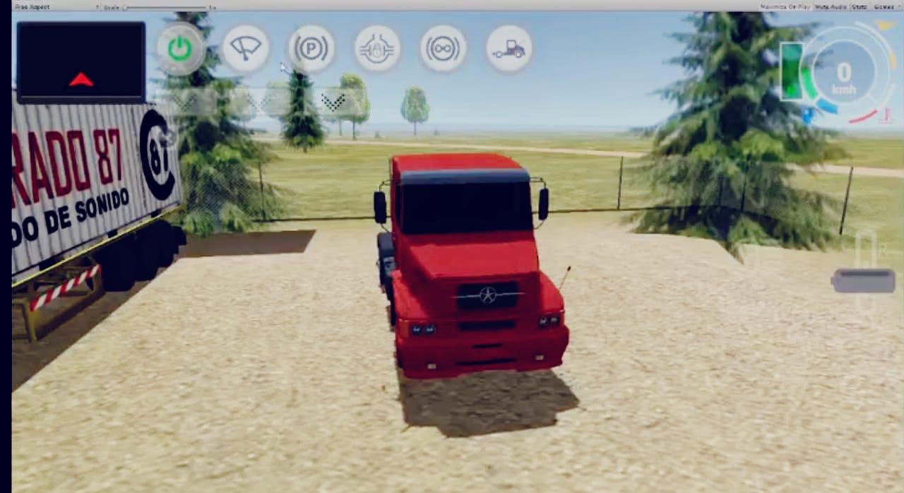 Confira tudo sobre a nova HUD do Grand Truck Simulator 2, em detalhes!