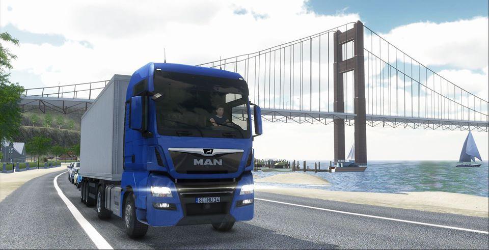 Truck and Logistics Simulator e seu incrível histórico de adiamentos parece ter um fim;
