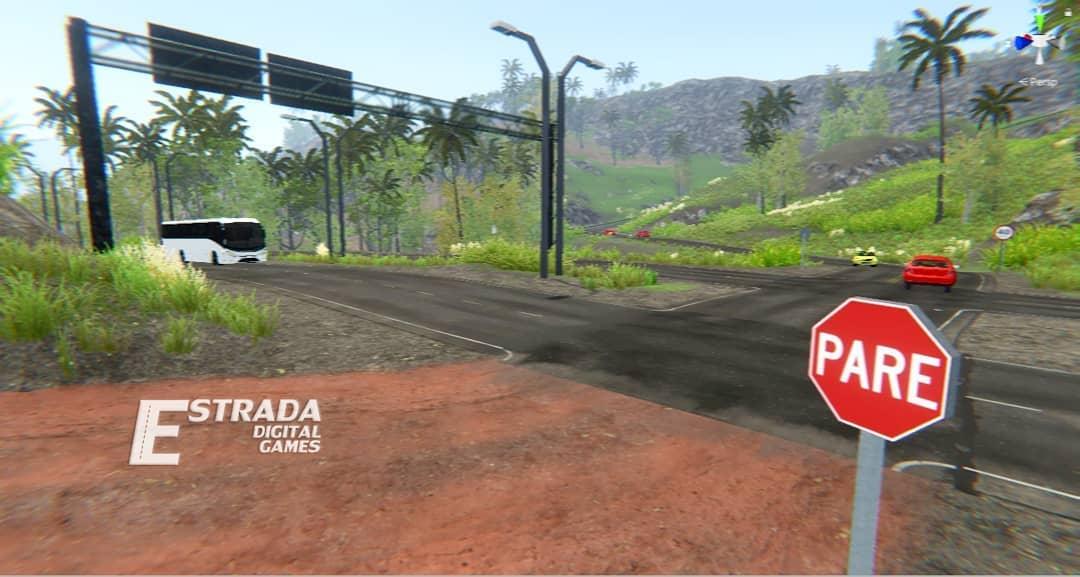 Estrada Bus Simulator está lindo! Veja as novas imagens da versão HD do jogo;
