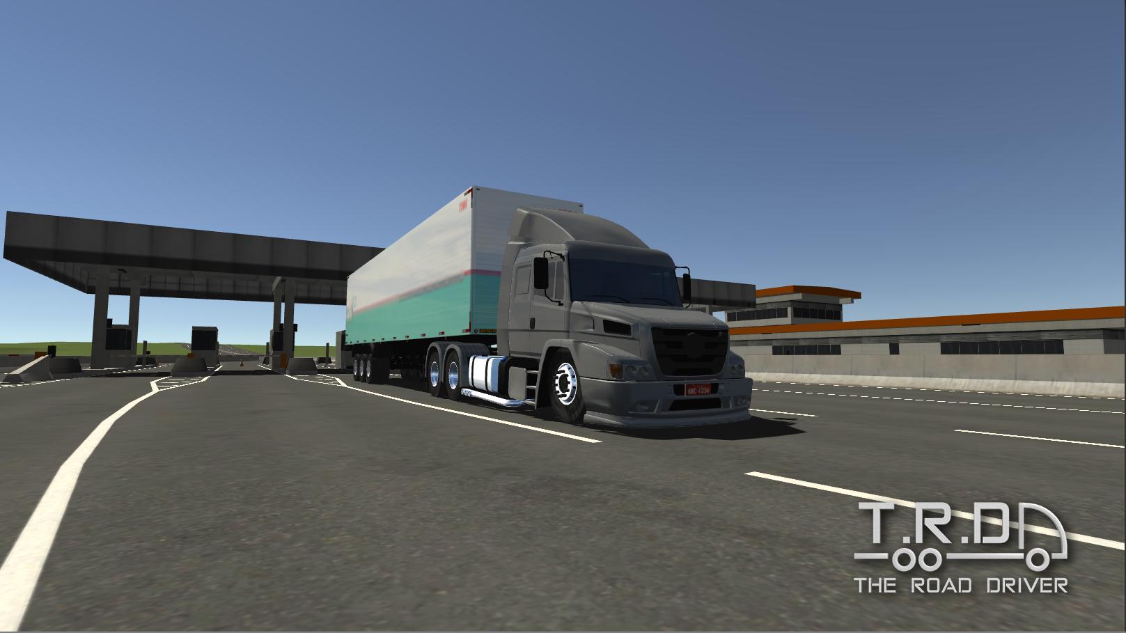 The Road Driver: Primeira imagem do novo mapa do jogo, confira!
