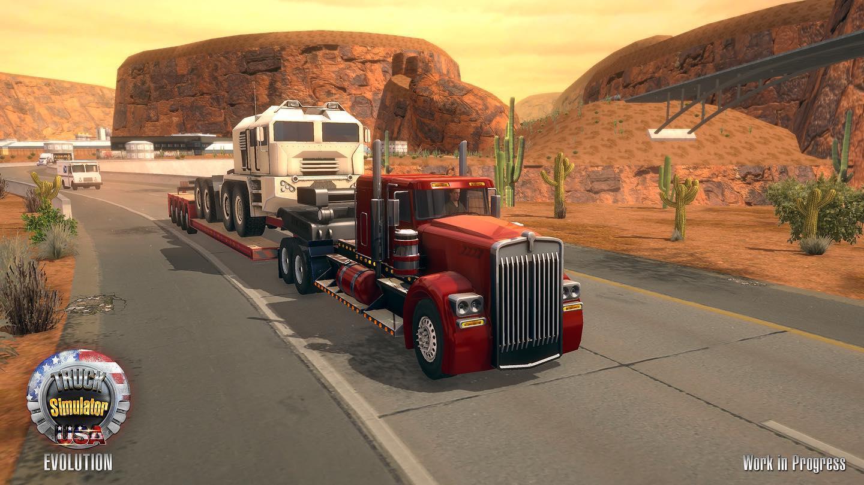 Truck Simulator USA 2020 é anunciado para Android e iOS!