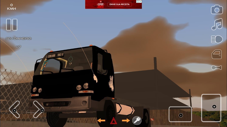 Atualização Truck BR Simulador: Retrovisores funcionais, nova carga e muito mais!