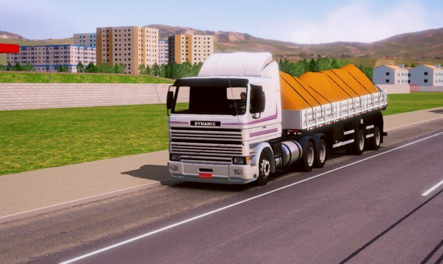Agora será possível arquear carrocerias com dois eixos no World Truck Driving Simulator