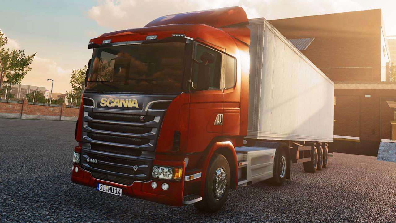 Truck & Logistics Simulator ganha atualização com V-Sync e várias melhorias